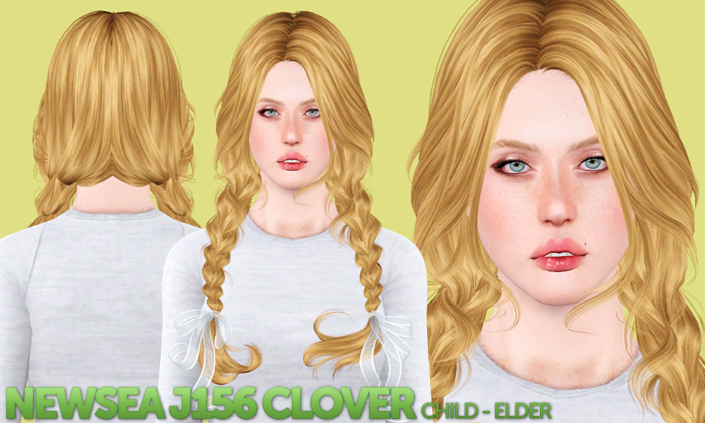 Newsea Clover Retexture by Shock & Shame