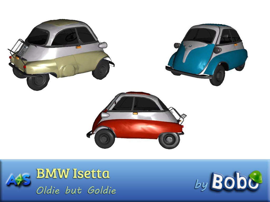 BMW Isetta by bobo