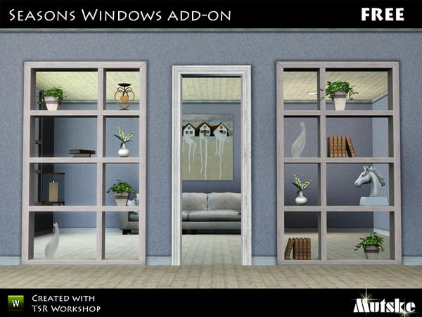 Seasons Window and Roomdivider Add-on by mutske