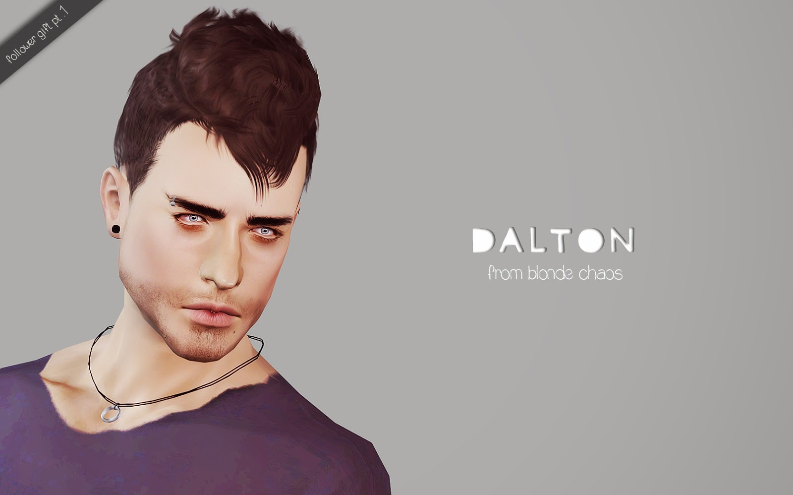 Dalton by Blondechaos