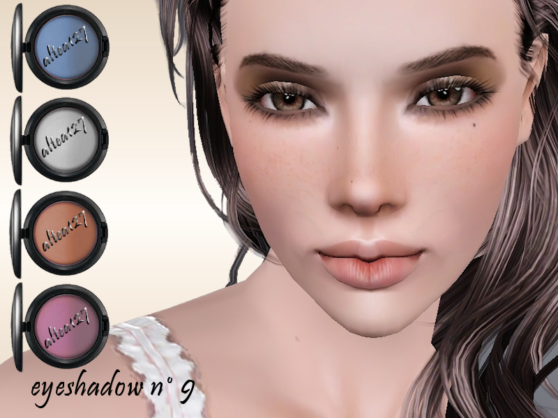 Eyeshadow N9 by Altea127