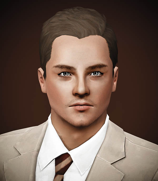 Leonardo DiCaprio by J-jul