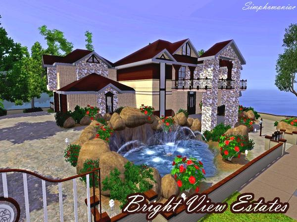 Bright View Estates By Simphomaniac