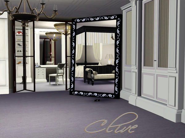 Clive Bedroom by Shino&KCR