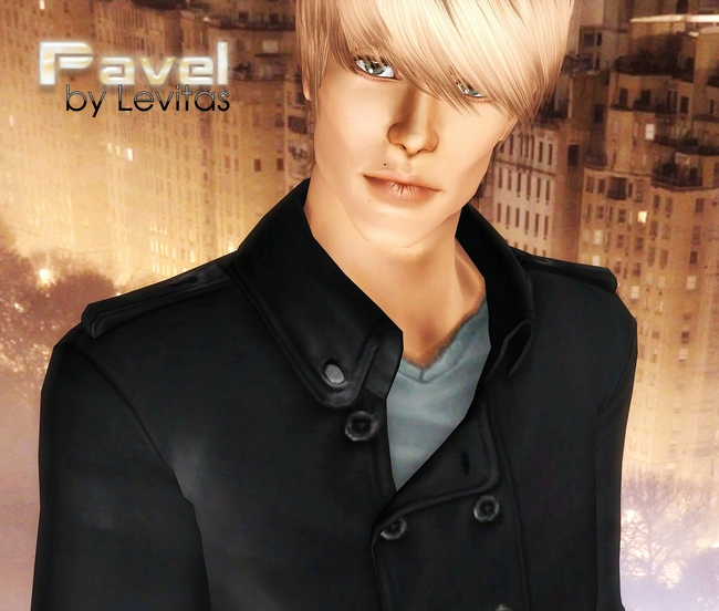 Pavel by Levitas