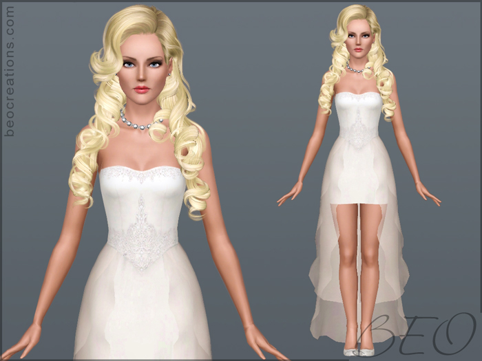 Wedding dress 20 by BEO