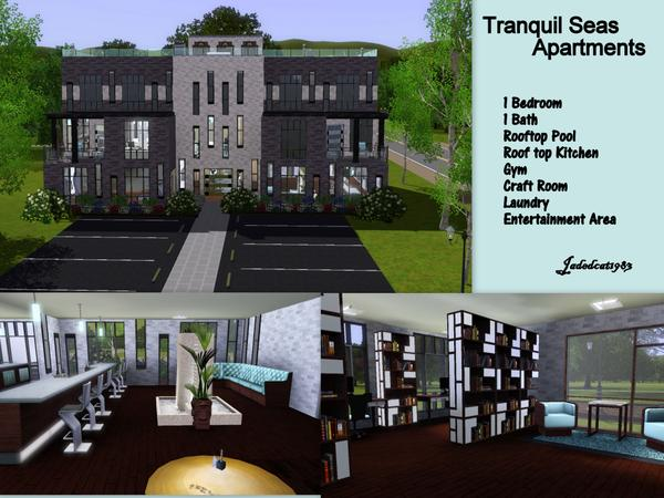 Tranquil Seas Apartments By jadepanther198303