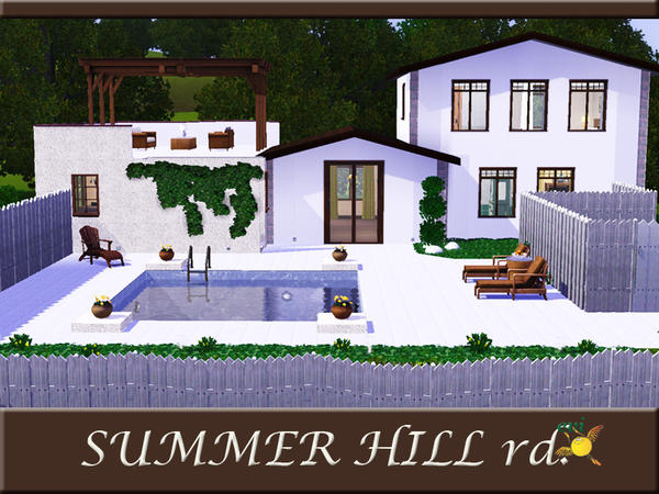Summer Hill  By evi