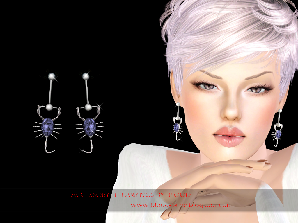 ACCESSORY_1_EARRINGS BY BLOOD