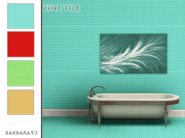 Fine Tile by barbara93