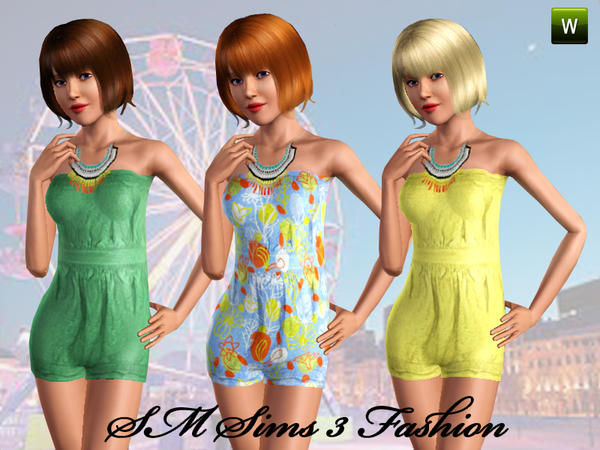 SMSims3Fashion 173 - Female Teen - Everyday and Formal by sandrinha