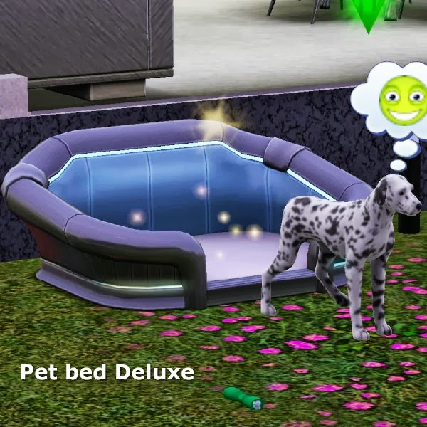 Pet bed Deluxe by CFP