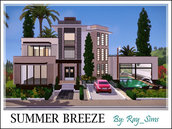 Summer Breeze  от Ray_Sims