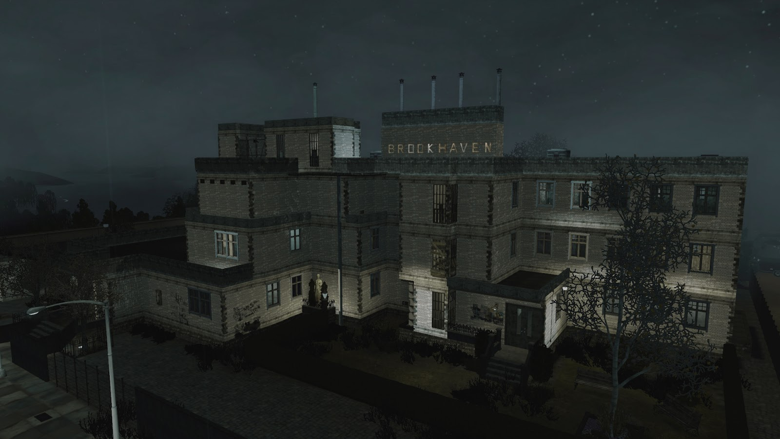 Silent Hill 2 - Brookhaven Hospital (UPDATE 1.57) by Astraea