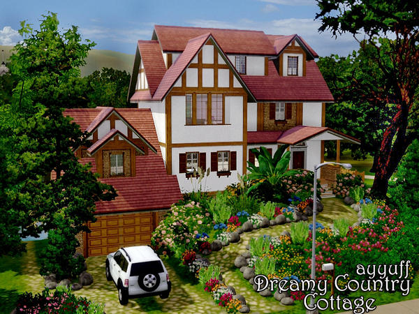 Dreamy Country Cottage *Furnished*  By ayyuff