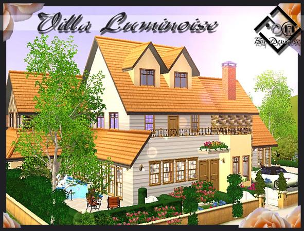 Villa Luminoise от Devirose