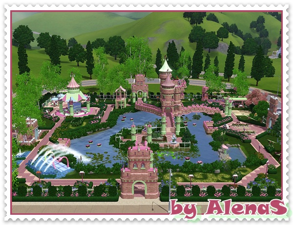 Park of miracles by AlenaS