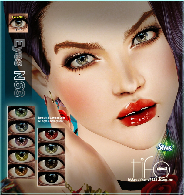 Eyes N63 by Tifa