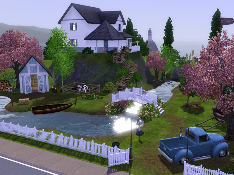 Sweet Ranch by Via Sims