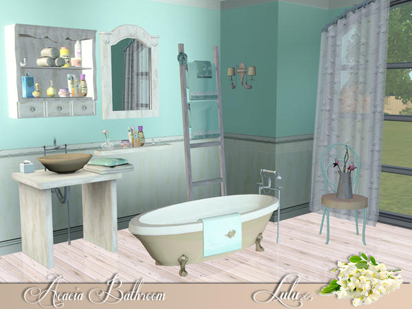 Acacia Bathroom by Lulu265