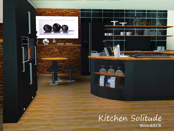 Kitchen Solitude by Shino&KCR