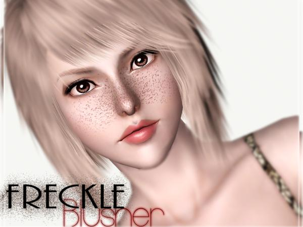 Freckle Blusher by Stefan0412