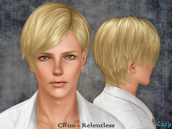 Relentless - Hairstyle Set by Cazy