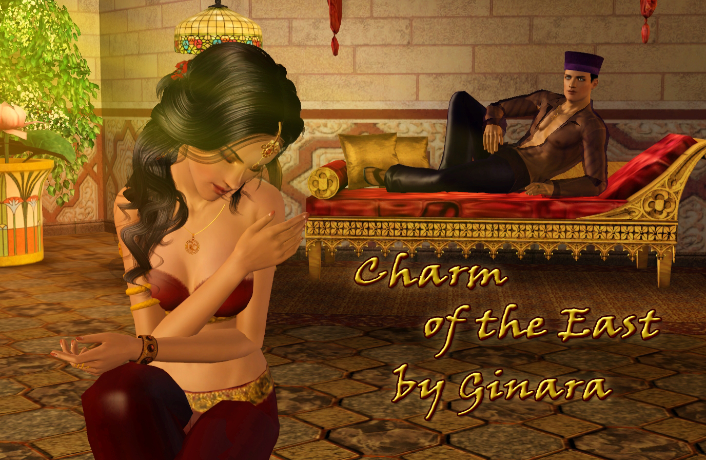 Charm Of The East Animations by Ginara