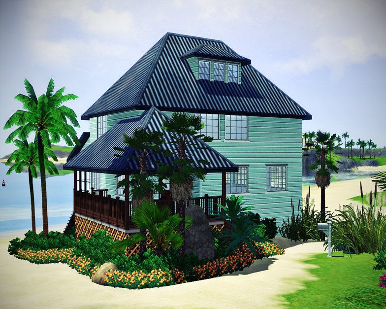 Spring Break Beach Home by Christina