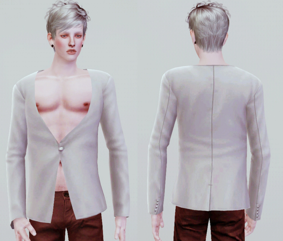 Sexy jacket for men by Julies