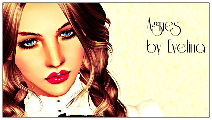 Agnes by Evelina