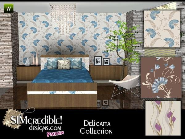 Delicatta collection by SIMcredible