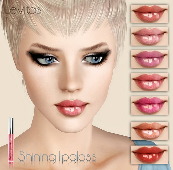 Shining Lipgloss by Levitas