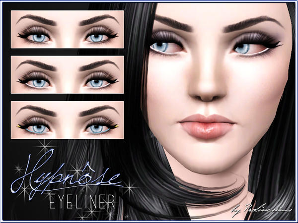 Hypnose Eyeliner by Pralinesims