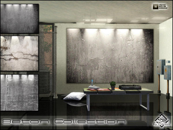 Beton Collection by Devirose