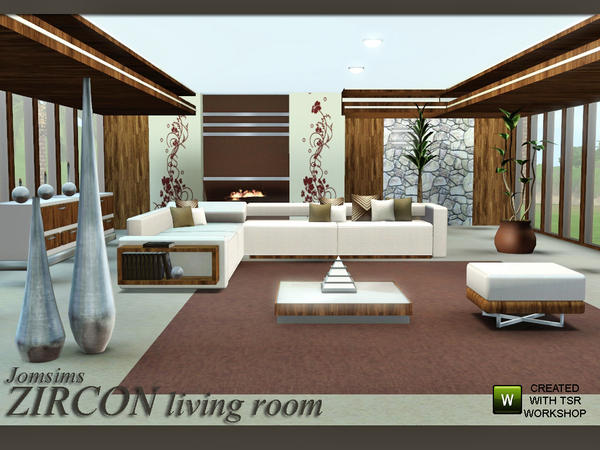 Living room Zircon by jomsims