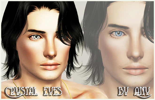 Crystal Eyes by Any