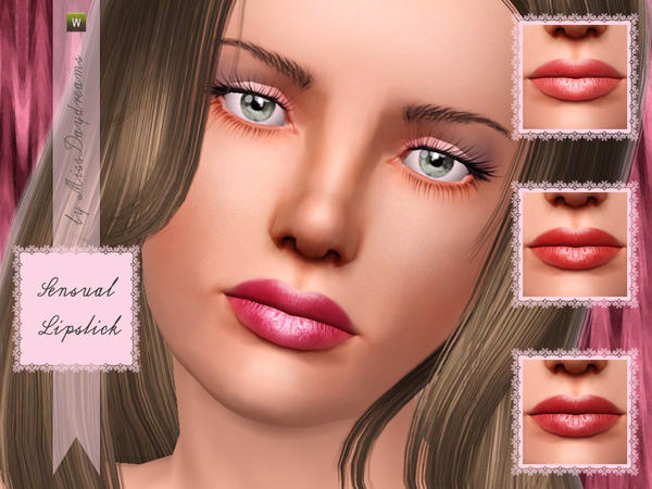 Sensual Lipstick by MissDaydreams
