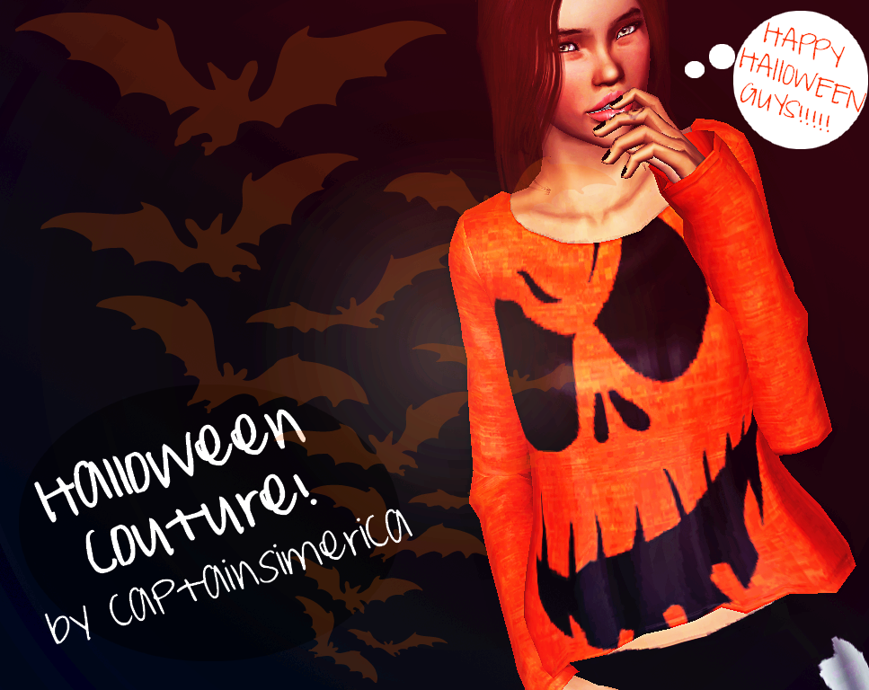 Halloween shirts by Captainsimerica