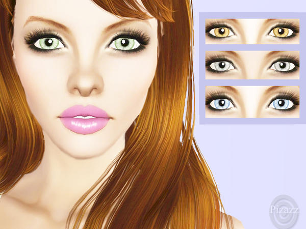 Radiant Eyes - Contacts by pizazz