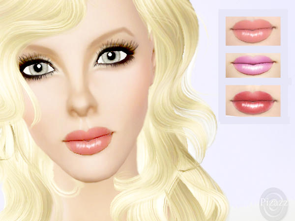 Kissable Lip Gloss 01 by pizazz