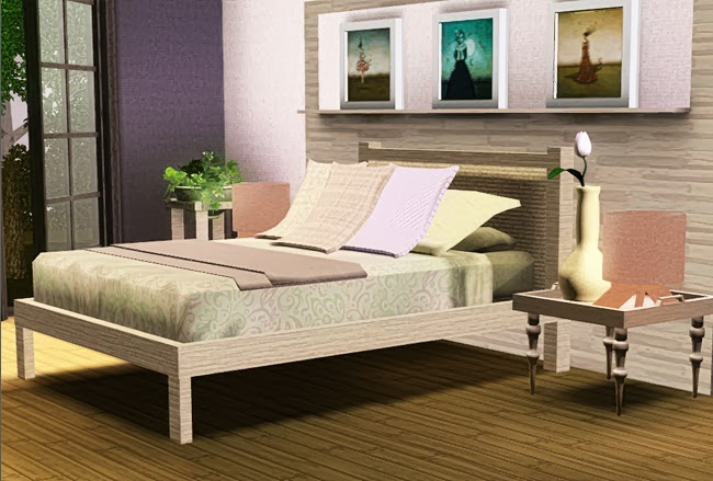 Seal Bedroom Set by Nikadema