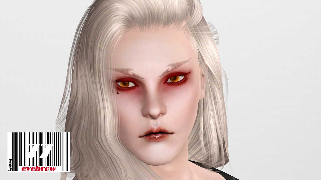 Eyebrows by the77sim3