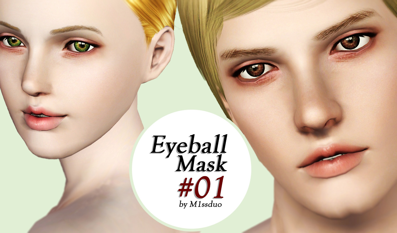 Eyeball N_01 by Missduo
