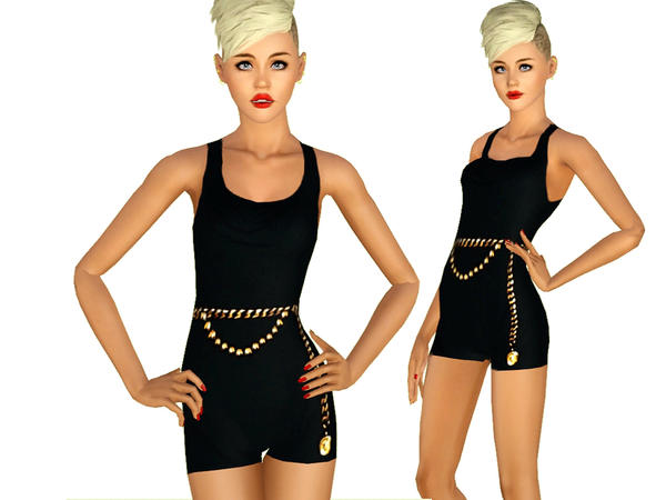 Miley Cyrus Outfit by Ms Blue