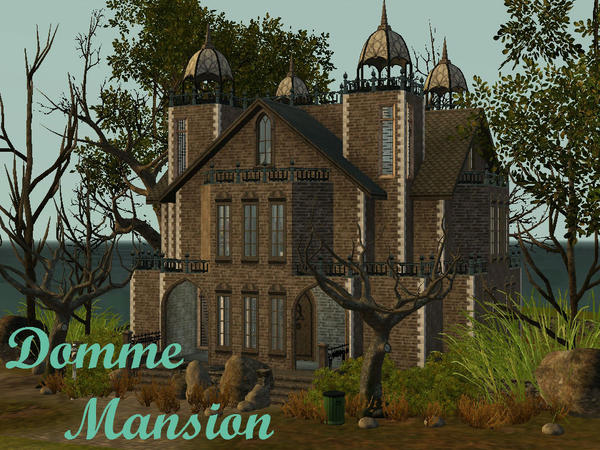 Domme Mansion by Ineliz