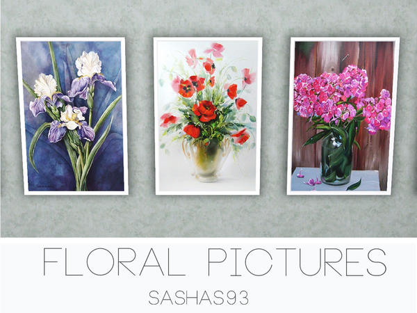 floral pictures by sashas93
