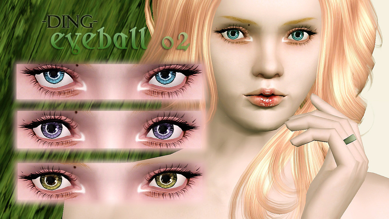 Eyeball 02 by Ding