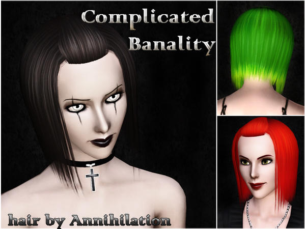 Complicated Banality Hair от Annihilation