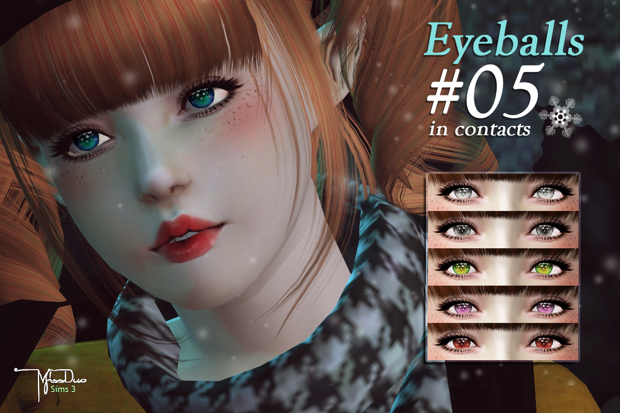 Eyeball N05 by m1ssduo